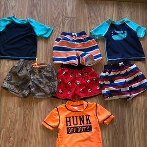 Other - Baby Boy SwimSuit Bundle